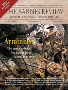 The Barnes Review, September-October 2009