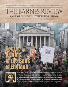 The Barnes Review, September-October 2012