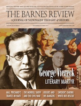 The Barnes Review, September/October 2015