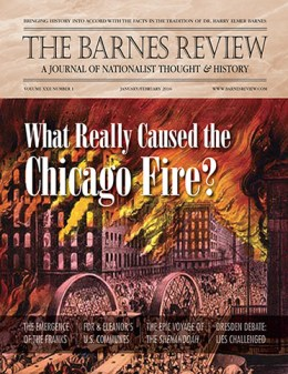 The Barnes Review, January/February 2016