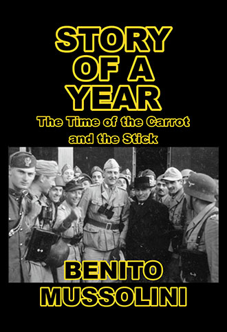 Story of a Year Mussolini