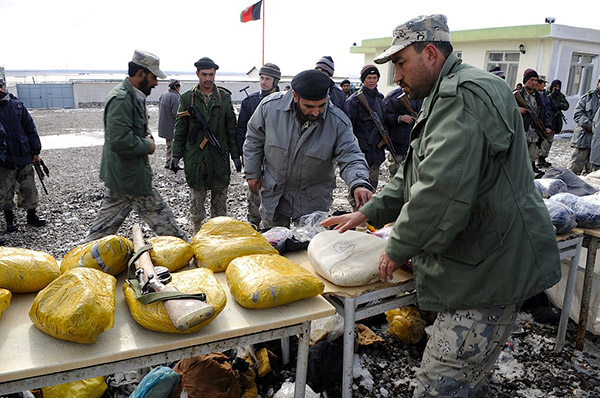 Afghanistan and Heroin
