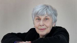 Discredited hag and academic fraud Shelia Fitzpatrick. Made a wealthy woman for her defense of Stalin in European and Australian Universities.