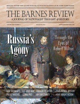The Barnes Review, May/June 2016