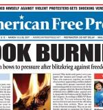 War Declared on Freedom of Speech