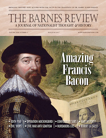 The Barnes Review, May/June 2017