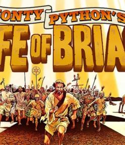 Paul English: Is Monty Python's Life Of Brian Blasphemous?