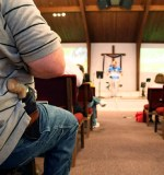 BRING YOUR GUN TO CHURCH SUNDAY