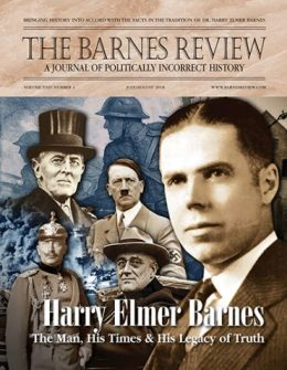The Barnes Review July/August 2018