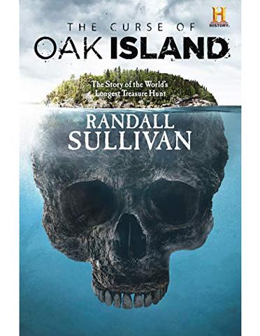 Curse of Oak Island, Randall Sullivan