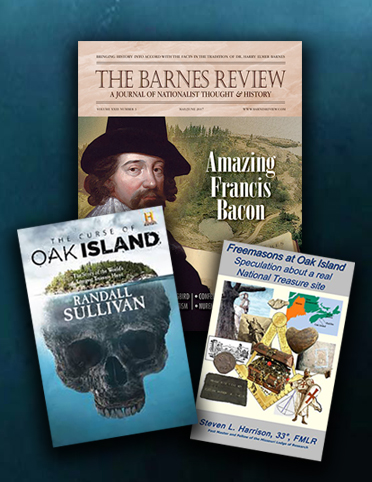 Oak Island Book Special - Barnes Review