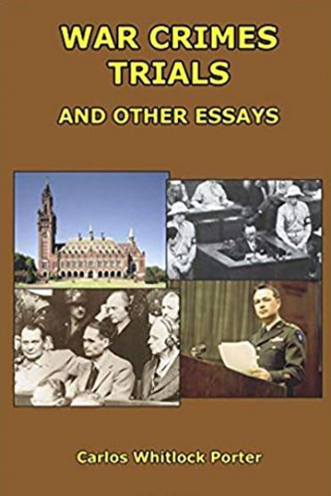 War Crimes Trials and Other Essays
