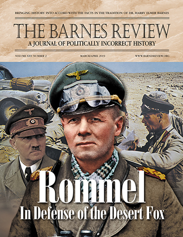 Barnes Review March-April 2019