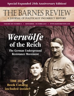 Barnes Review Sept-Oct 2019 issue