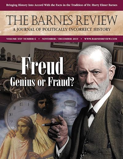 The Barnes Review, November/December 2019 - Barnes Review