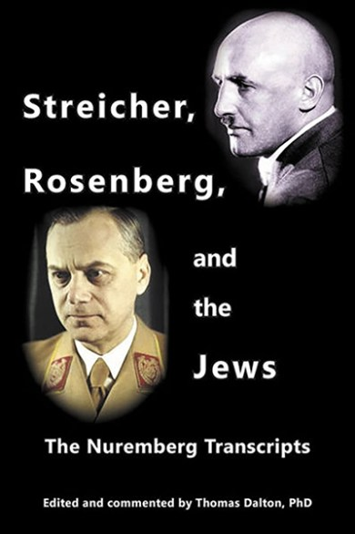 Streicher, Rosenberg, and the Jews