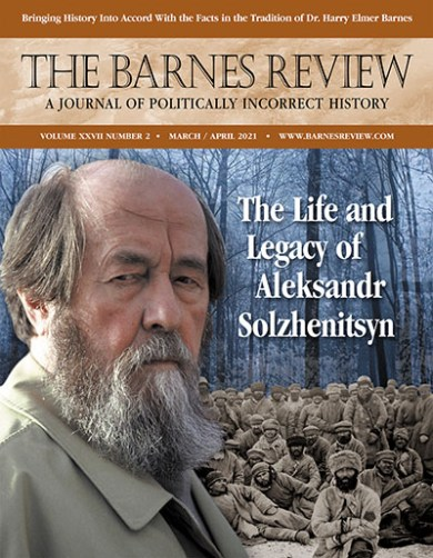 The Barnes Review, March/April 2021