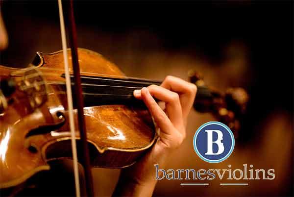 Violin & Bow closeup