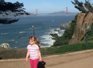 Lands' End, San Francisco.