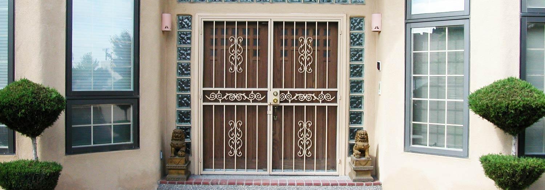 security doors wrought iron albuquerque