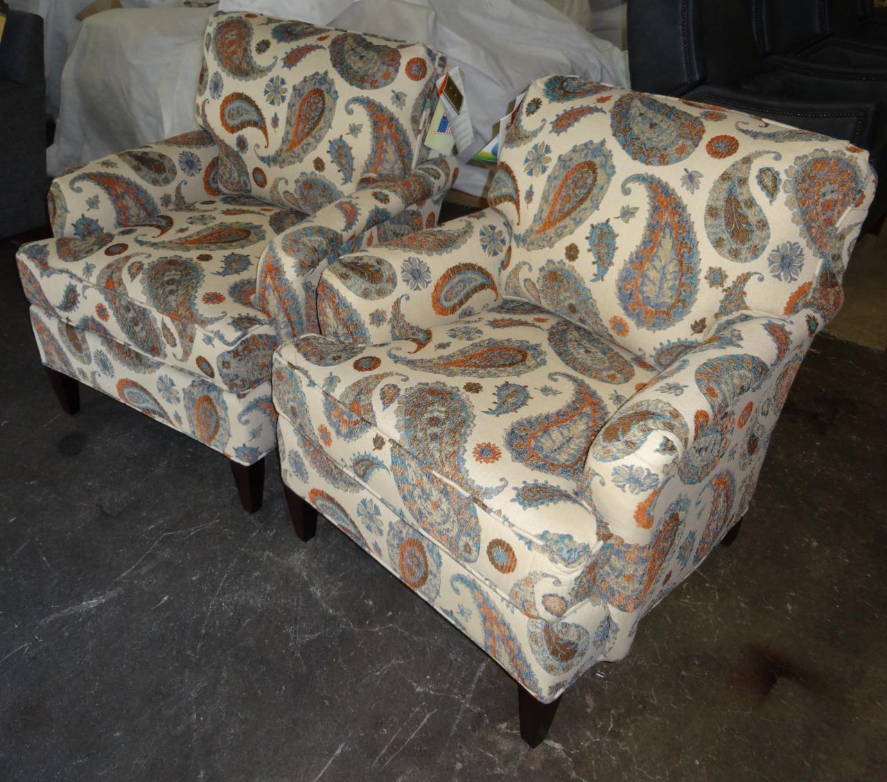 Barnett Furniture Craftmaster 021910 Chair