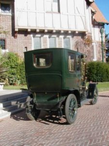 Renaul 1909 - 14 HP - Coachwork by Henri Binder - @willyorsat