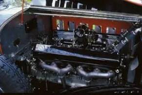 motor V12 Maybach Zeppelin