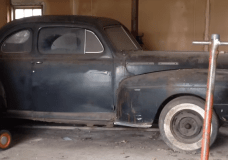 47 Merc Barn Find