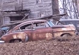 Abandoned Junk Yard