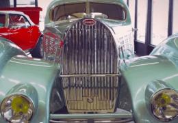 Electron Bugatti
