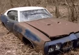 GTO hood beyond repair