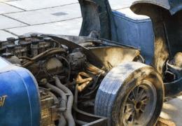 Dirty Cobra GT