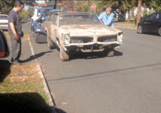 Pontiac rescue