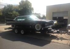 Chrysler big car