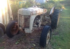 Tractor find