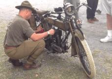 1917 Triumph model H