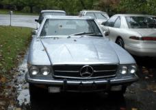 Mercedes SL 450