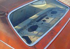 GTO Judge rear window