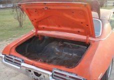 GTO Judge trunk