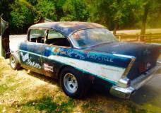 1957 Chevy Drag Car found on Craigslist