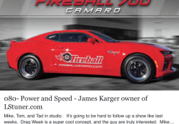 James Karger of LS Tuner