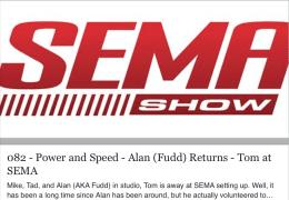 Power and Speed Sema with Fudd!