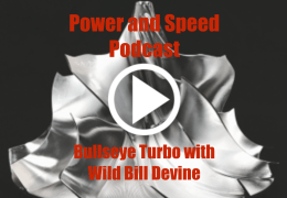Bill Devine of Bullseye Turbo