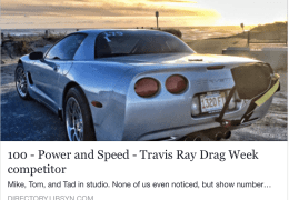 Travis Ray calls in telling about his Drag Week experience