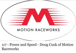 Doug Cook of Motion Raceworks