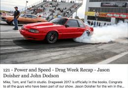 Jason Doisher and John Dodson