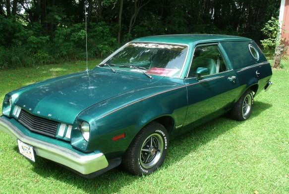 1978 Ford Pinto Cruising Wagon 70s Style