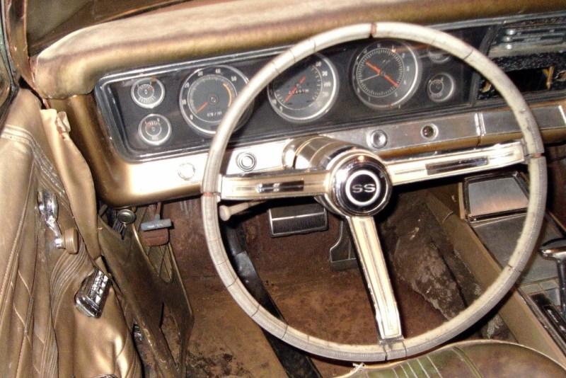 67 Impala Interior Kits