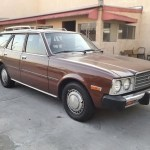 California Classic 1978 Toyota Corona Wagon