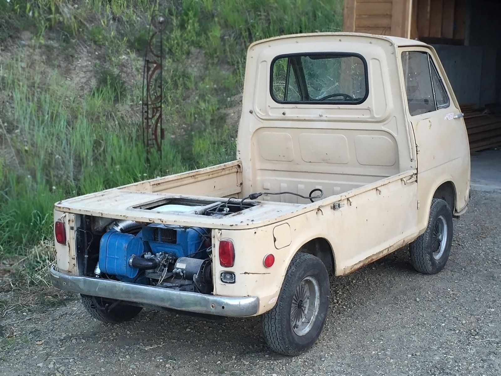 First Pickup Truck Ever Made